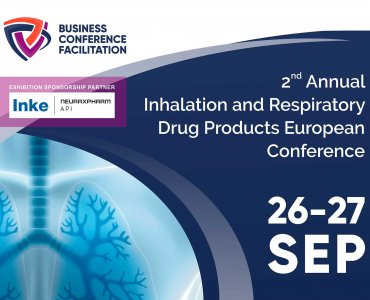 Inke attends the Inhalation and Respiratory Drug Delivery conference in Barcelona